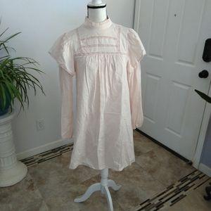 Wild Fable pink dress size medium